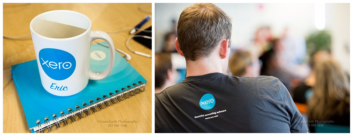 Behind-The-Scenes Photography at Xero
